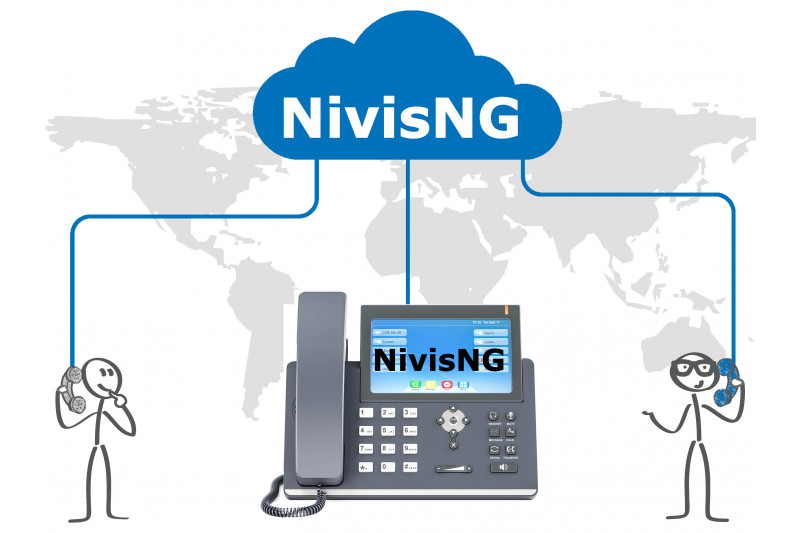 NivisNG: new Telephony softswitch