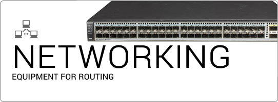 Equipment for routing